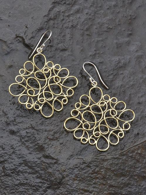 Lolypop earring