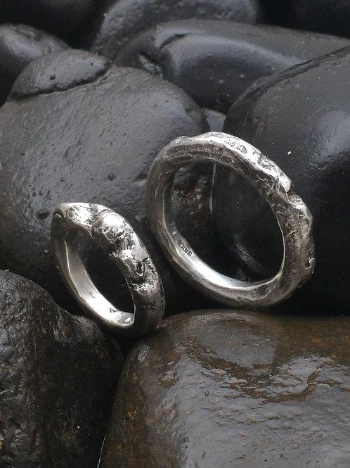 BATU couple ring
