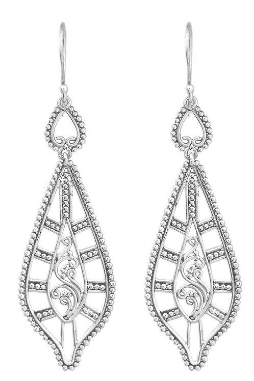 Basket Dot earrings