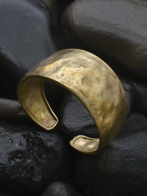 palu band brass cuff