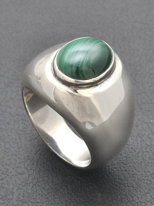 Julia malachite ring