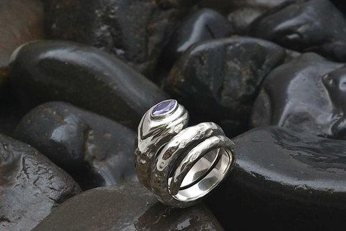 Palu Medusa with the Amethyst stone
