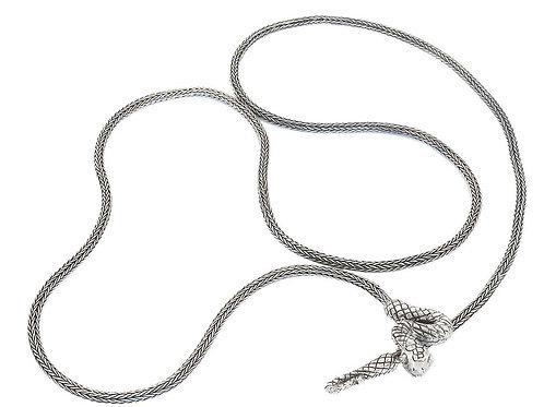 Medusa Master Necklace