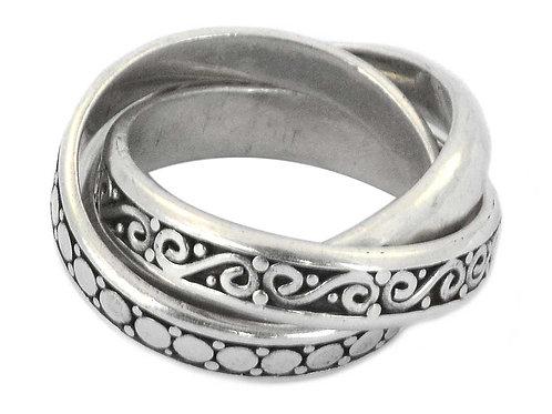 Trinity Harmony Ring