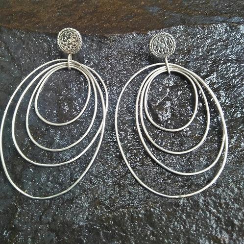 Lulu Lolypop earrings.