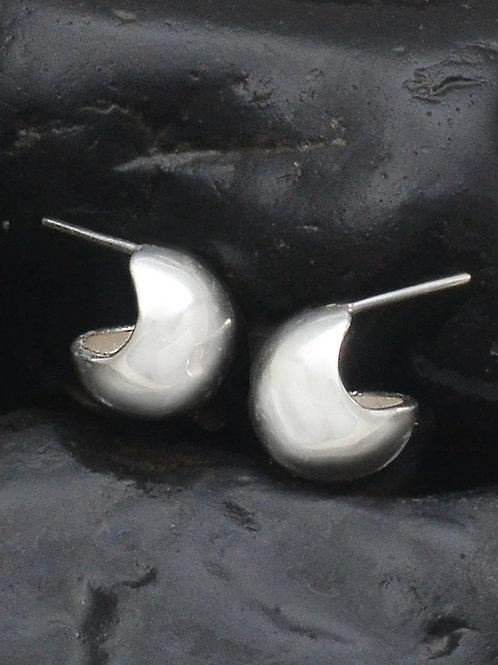 Round Belly Earrings