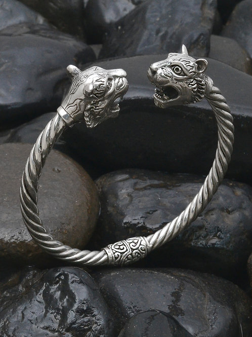 Two Magical Lion bangle