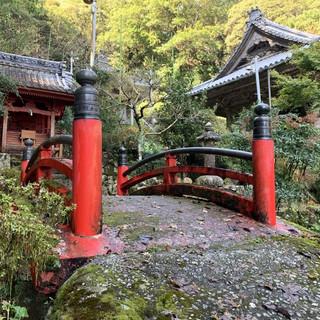 Aonominesan Shofuku-ji: Temple in the mountains