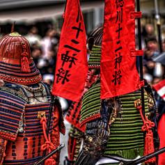 Story of Samurai and Nature