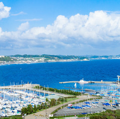 Sailing Takes Me Away: To Enoshima Yacht Harbor
