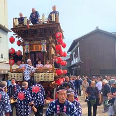 Tokaido Seki-Juku Festival in Kameyama, Mie Prefecture