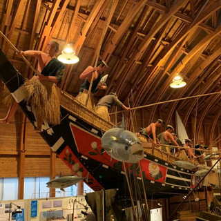 Visit the Toba Sea Folk Museum and Discover the World of AMA
