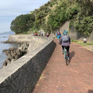 Cycling and Sailing Around Shima