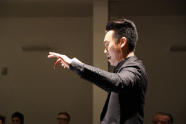 Charlie Kim, Artistic Director