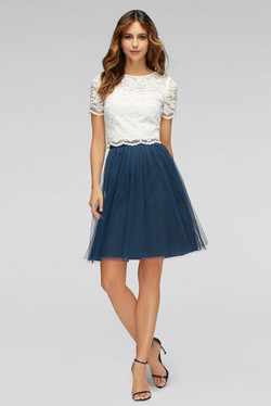 Fleur Top / Zahara Skirt