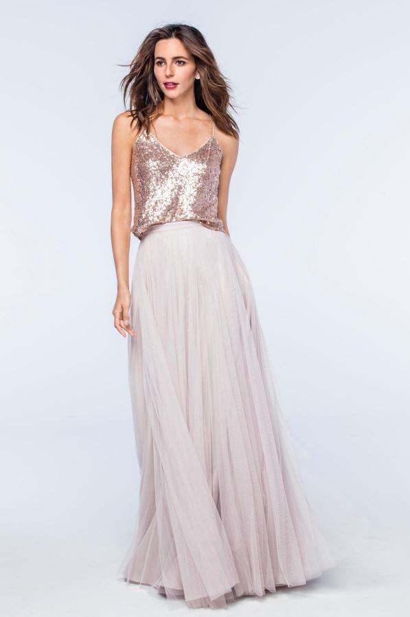 Zoe Tank / Lailani Skirt
