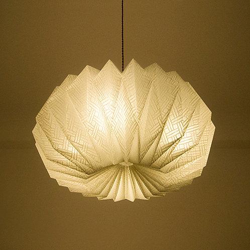 Origami Pendant Lamp Cloud 土佐落水和紙