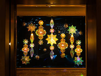 Origami jewels @Ginza six lounge.2020