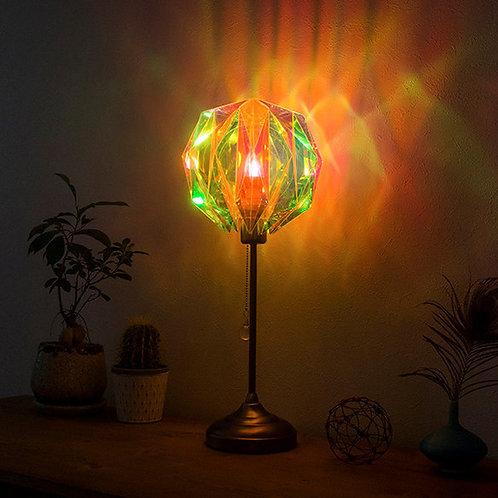 Origami Table Lamp Sphere M ホログラム