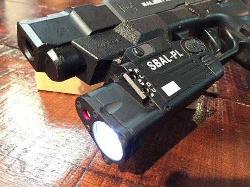 SBAL-PL Tactical Flashlight (BK)