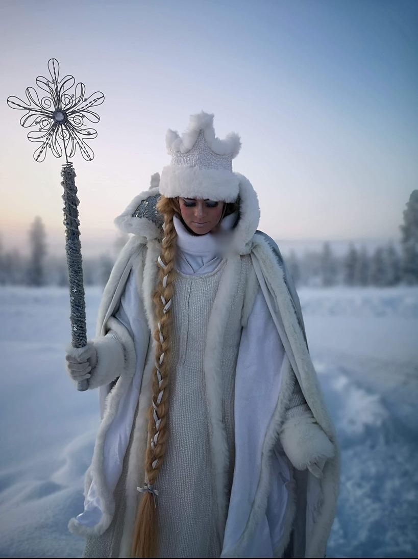 Vinterdrottningen