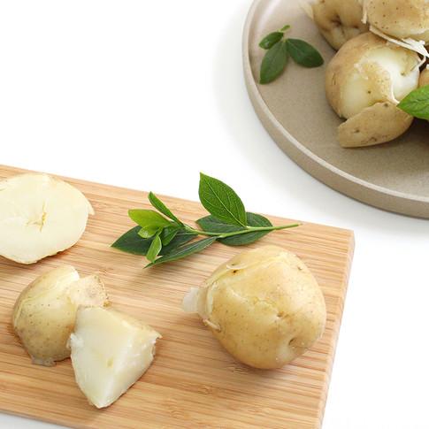 개진 감자