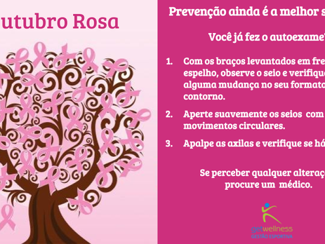 Outubro Rosa: plante essa ideia!