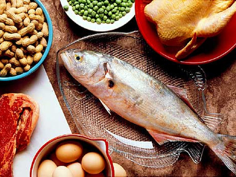 Proteína aumenta a massa magra?