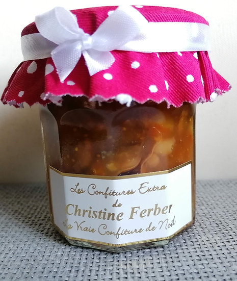 "Confiture de Noël ""Christine Ferber"""