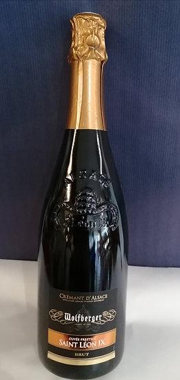 Crémant d'Alsace Cuvée Prestige Saint Léon IX 75 cl