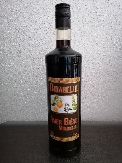 Amer bière ''Mirabelle'' - 1L