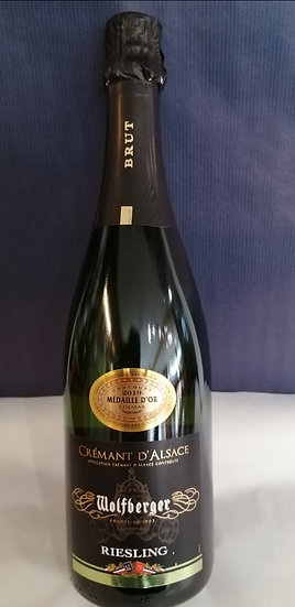 Crémant d'Alsace Riesling 75 cl