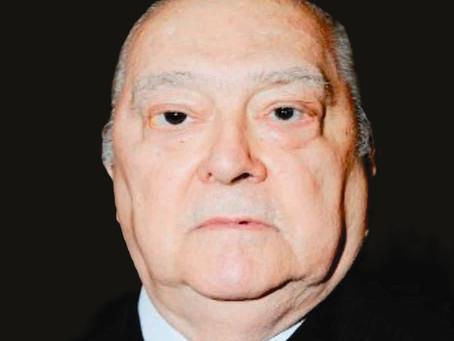 Nota de Pesar - Prof. Dr. Fúlvio José Carlos Pileggi