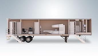 Передвижной кабинет МРТ, мобильный кабинет МРТ, передвижной комплекс МРТ, мобильный комплекс МРТ, МРТ трейлер, МРТ полуприцеп, передвижной МРТ, мобильный МРТ, мобильный томограф, передвижной томограф, мобильный аппарат МРТ, передвижной аппарат МРТ, АМИКО