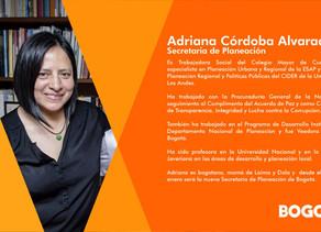 Nuevo Gabinete #Bogotá Secretaria de Planeación
