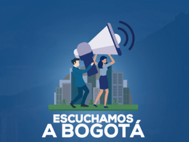 Escuchamos a Bogotá