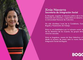 Nuevo Gabinete #Bogotá Secretaria de Integración Social