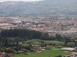 Región Metropolitana Bogotá- Cundinamarca: buena noticia