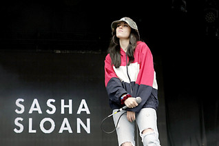 Outside Lands: Our Interview with Sasha Sloan!