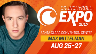 INTERVIEW WITH MAX MITTELMAN: THE VOICE OF SAITAMA FROM ONE PUNCH MAN!
