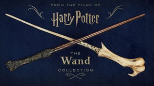 Harry Potter: The Wand Collection!