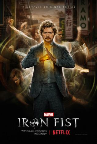When Nerds Watch Netflix: Iron Fist S2 Review!