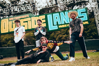 Outside Lands: Interview with Hot Flash Heat Wave!