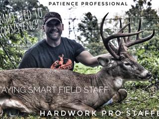 Best Hunters: Part I - Hard Work 'Pro-Staffer'