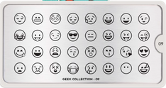 GEEK COLLECTION 9