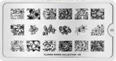 FLOWER POWER COLLECTION 03