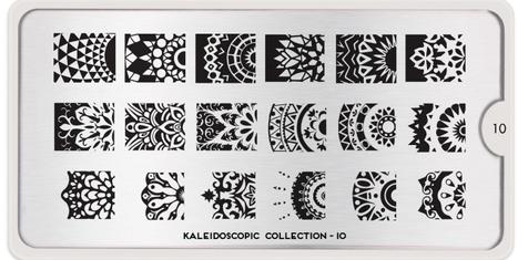 KALEIDOSCOPIC COLLECTION 10
