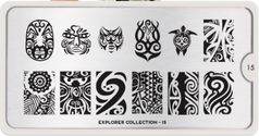 EXPLORER COLLECTION 15