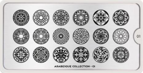 ARABESQUE COLLECTION 01