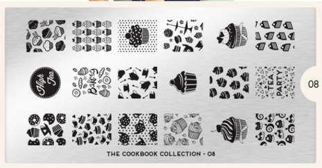 THE COOKBOOK COLLECTION 08